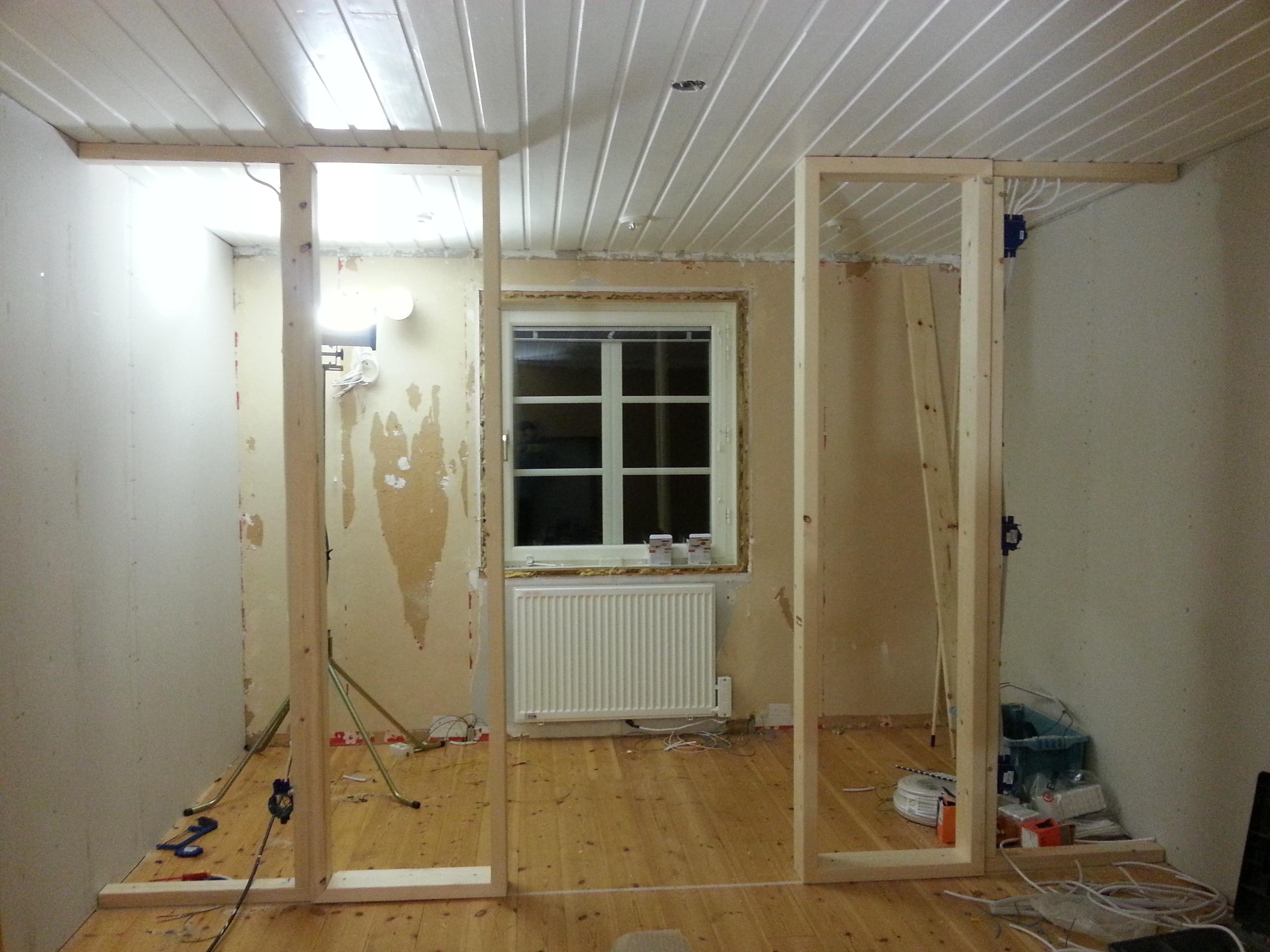 Guarda Roupa Wink ~ Bygga Garderob Snedtak Top Garderob Snedtak Ikea Renoverat Sovrum Fre Och Efterbilder Hemma Hos