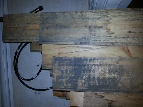 Smutsig panel