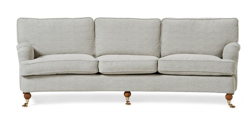Soffa Watford från mio aka vår nya soffa till allrummet!